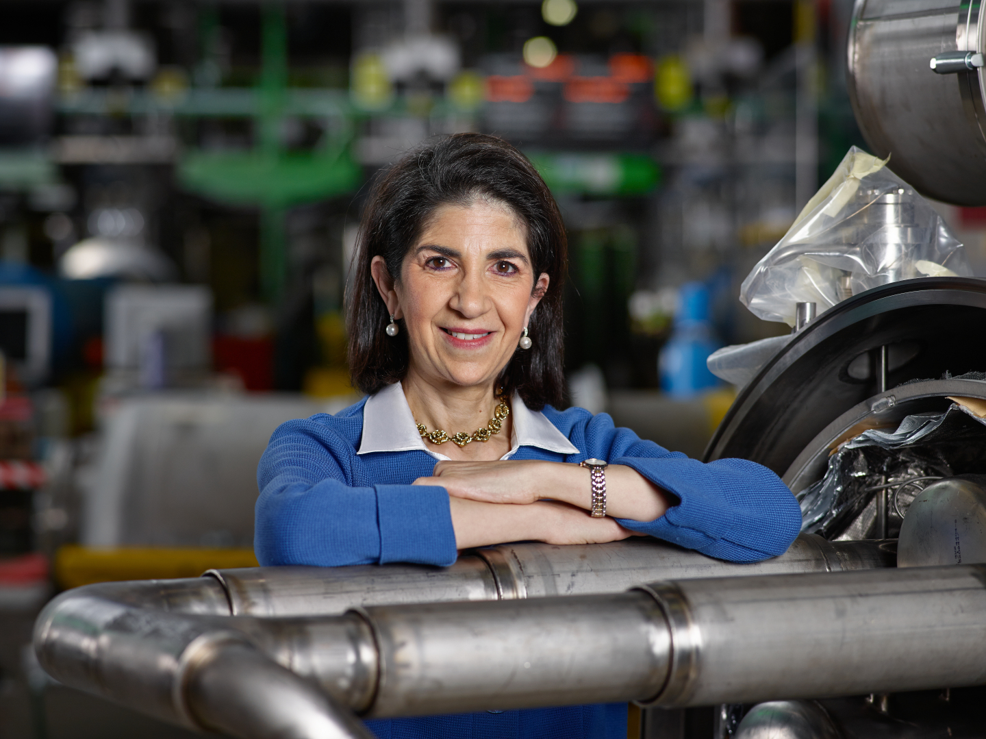 Portrait,Director-General,.cern,Fabiola Gianotti,sm18,Personalities and History of CERN