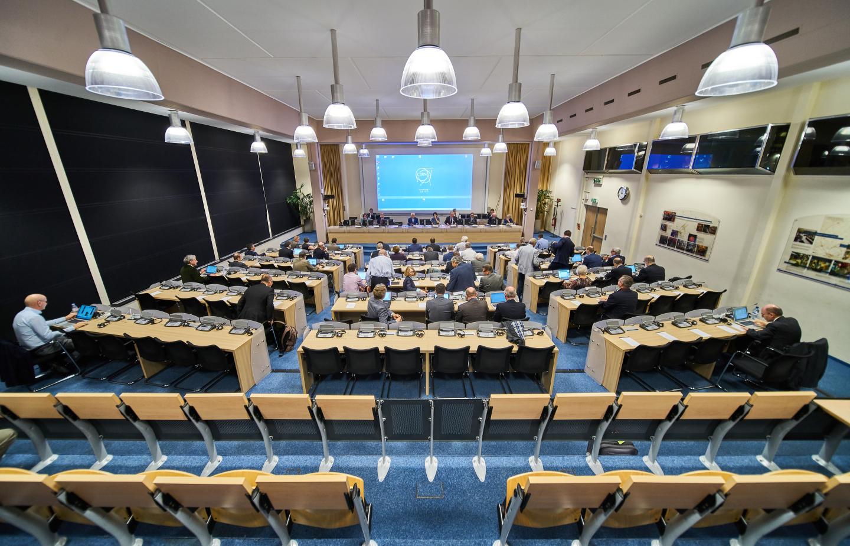 Council Chamber meeting 29 Sept 2017