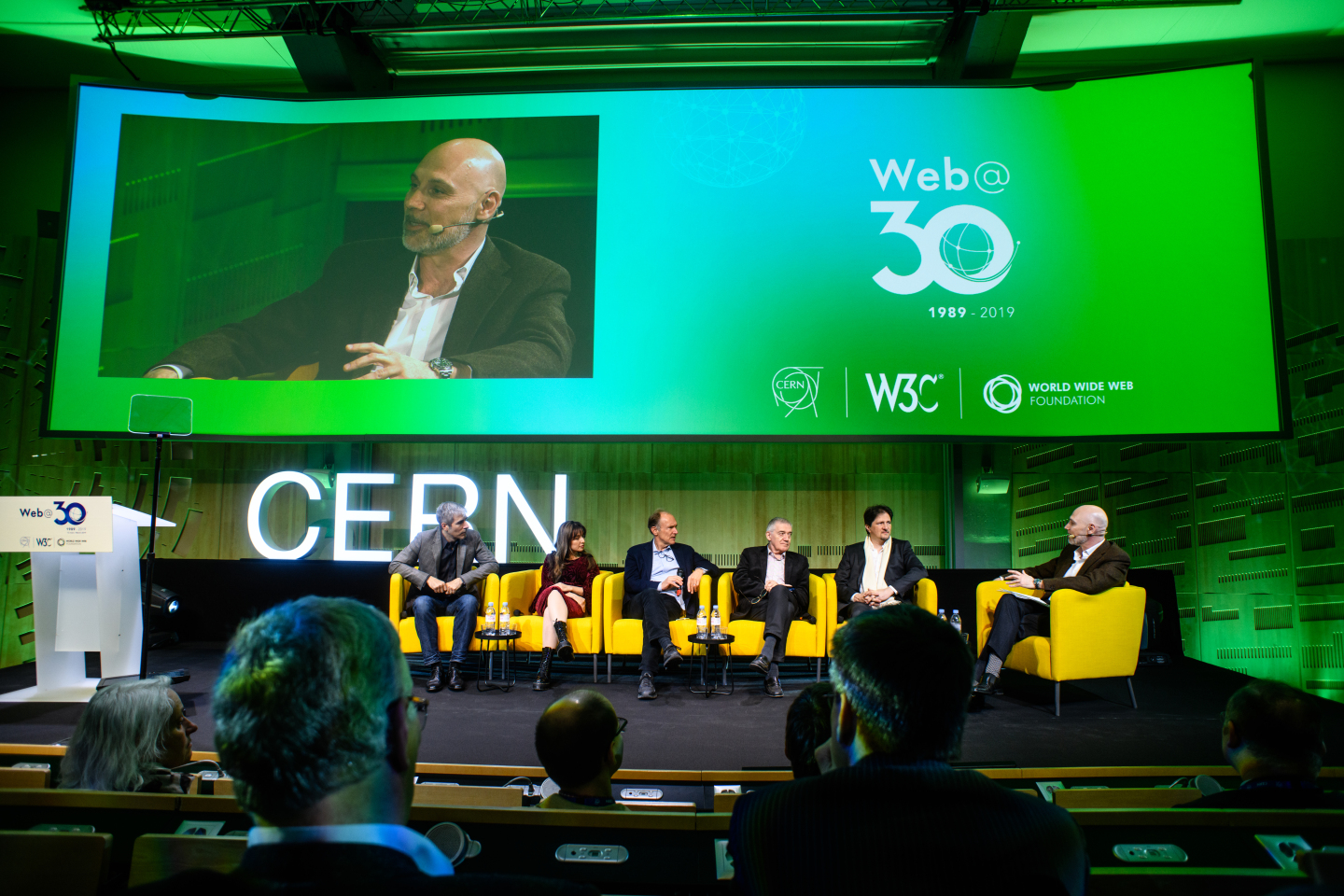 WEB@30 official ceremony