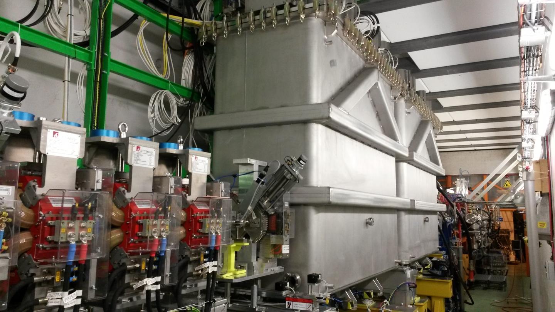 HIE-ISOLDE,superconducting solenoid,cryo-module,Accelerators