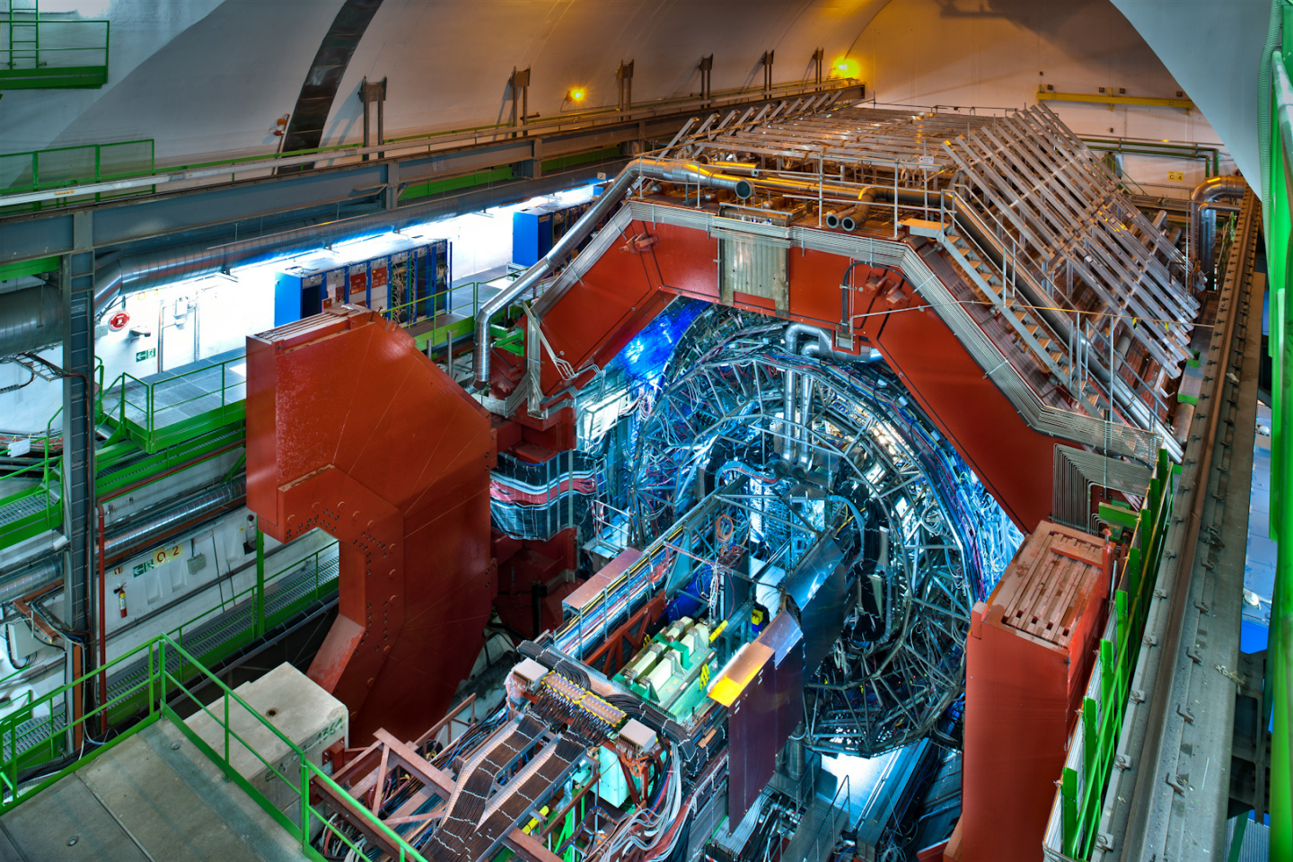 LHC,Detector,Point 2,ALICE,ALICE General