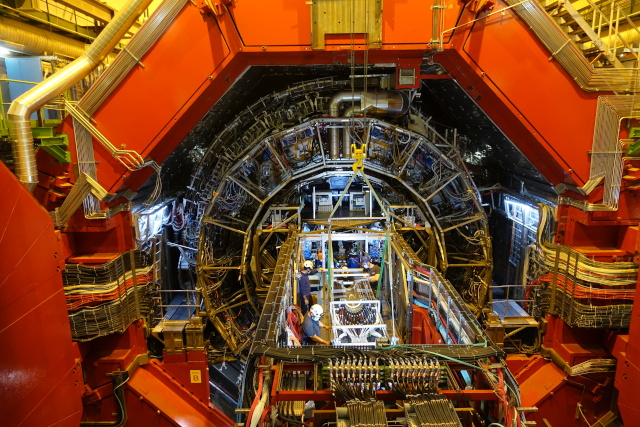 ALICE finds that charm hadronisation differs at the LHC