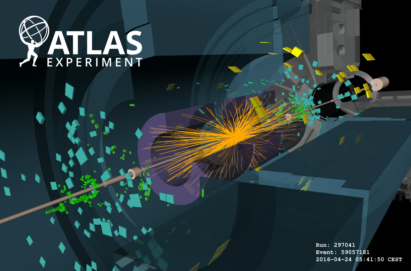 ATLAS,restartLHC,13 TeV,LHC run2