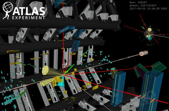 Higgs Candidates,Proton Collisions,Event Displays,Physics,ATLAS