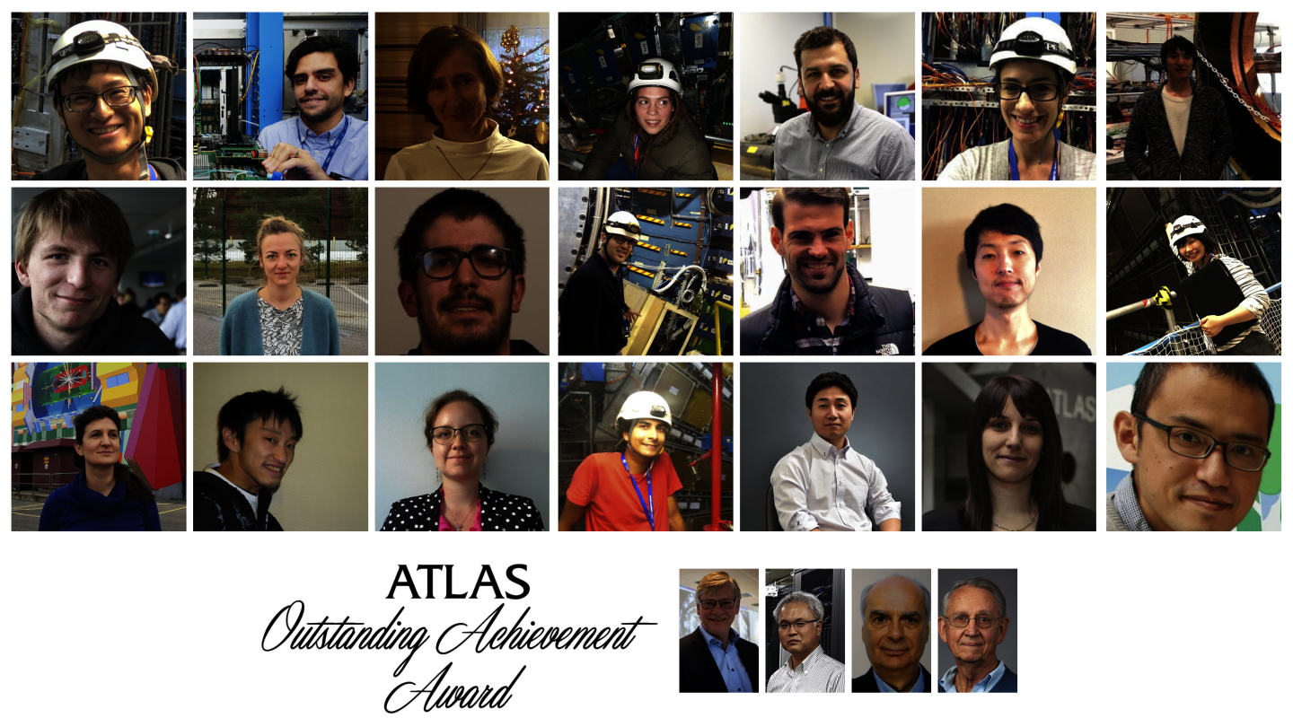 Collaboration,Awards,ATLAS