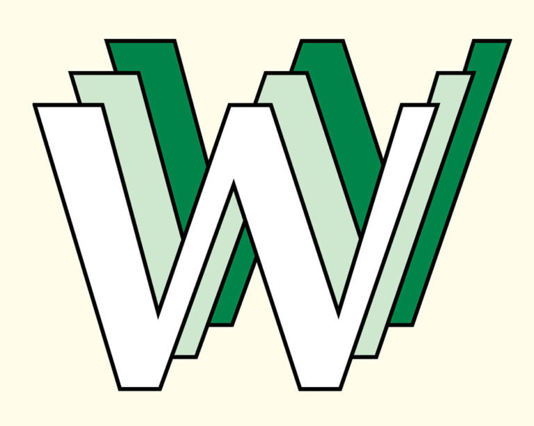 World Wide Web logo designed by Robert Cailliau