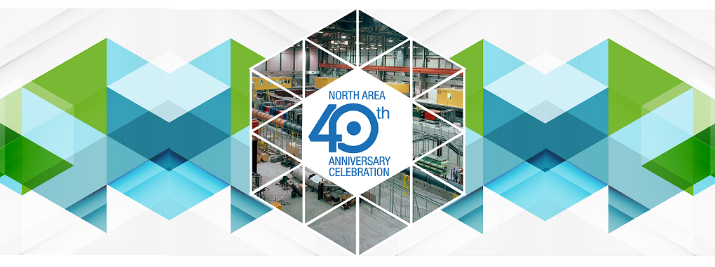 40 years of physics in the North Area