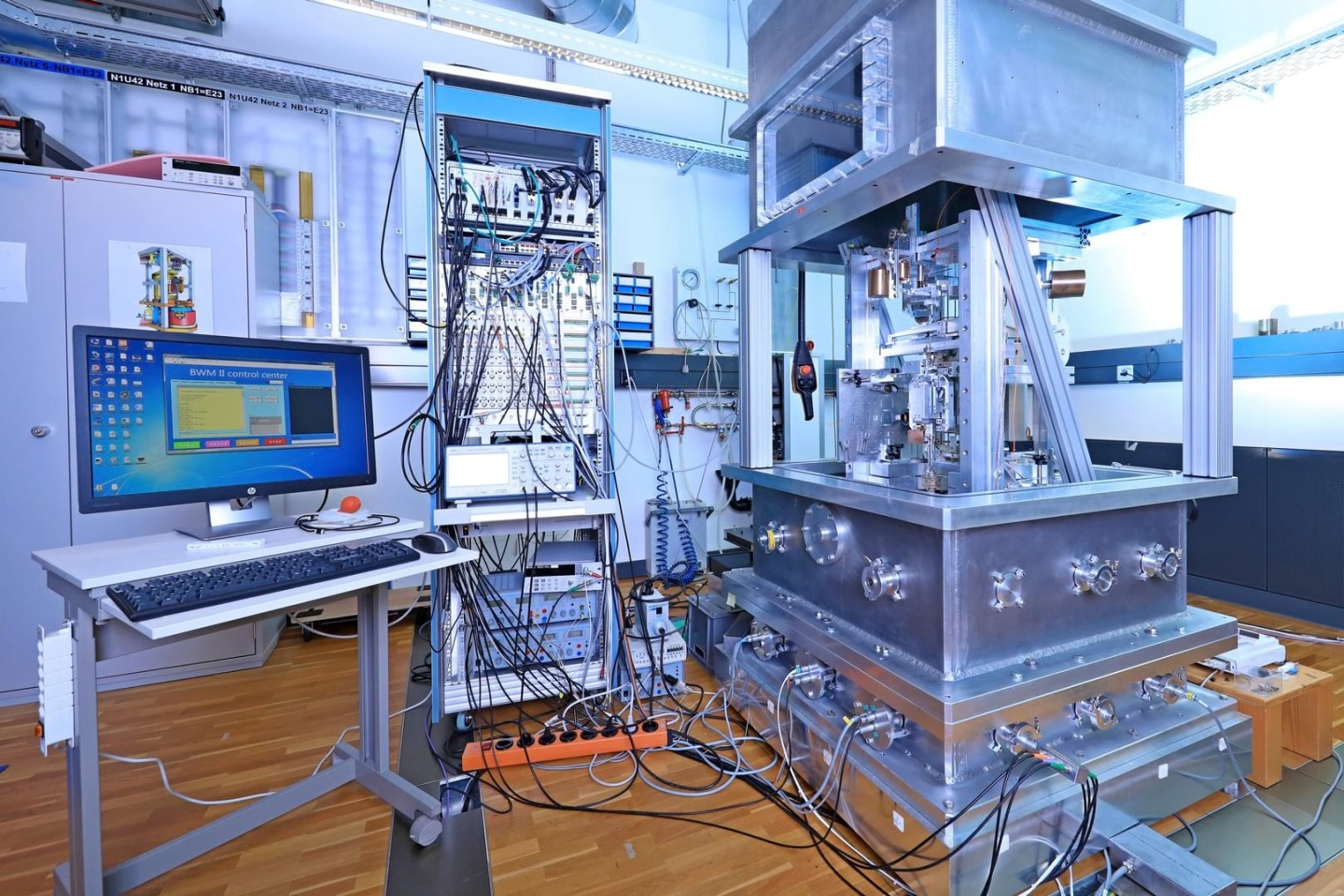 Lock the Planck: the kilogram has a new definition