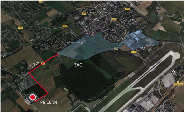 home.cern,Civil Engineering and Infrastructure