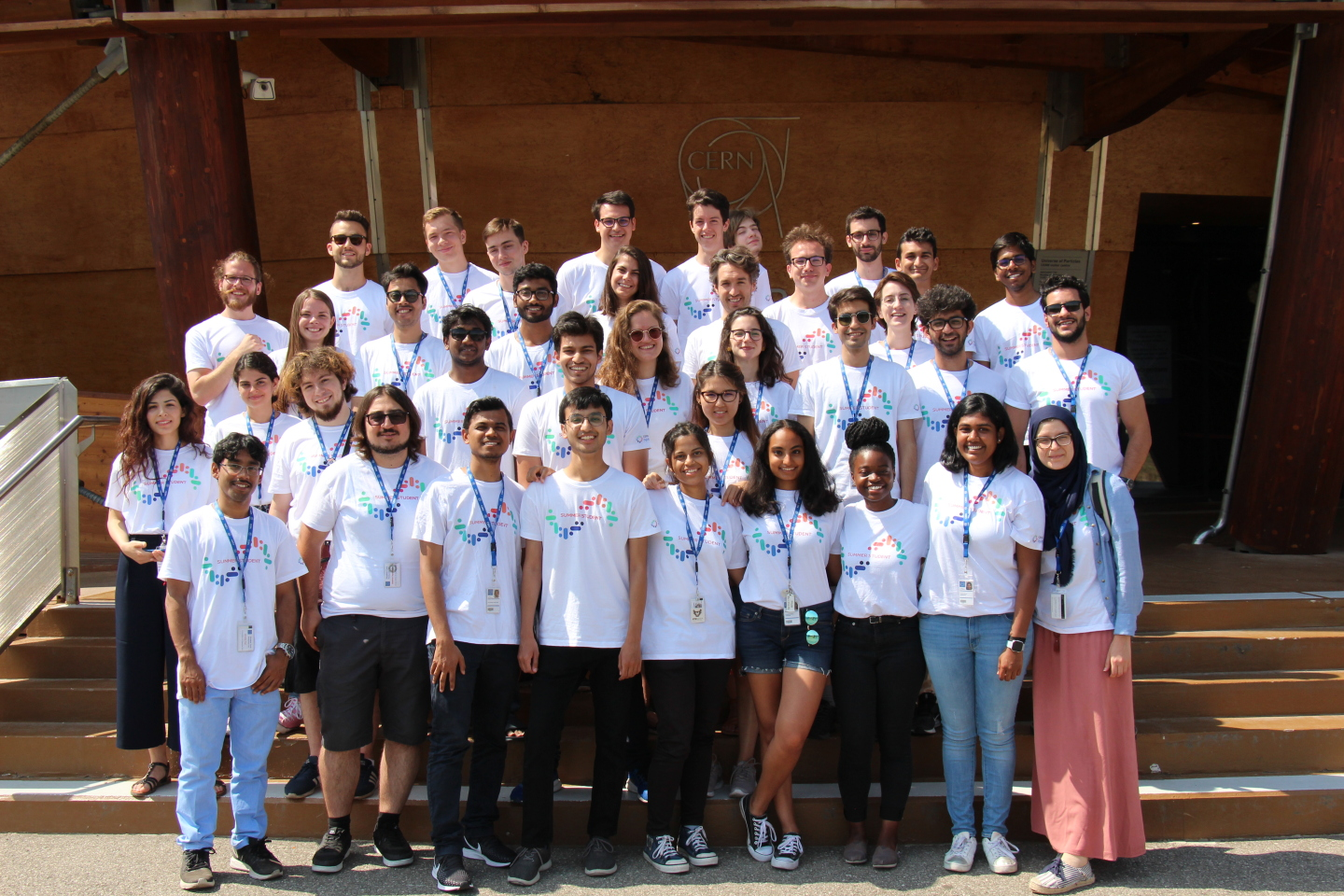 On Tuesday 13 August and Thursday 15 August, the CERN openlab summer students 2019 will present their work at a dedicated public Lighting Talk session