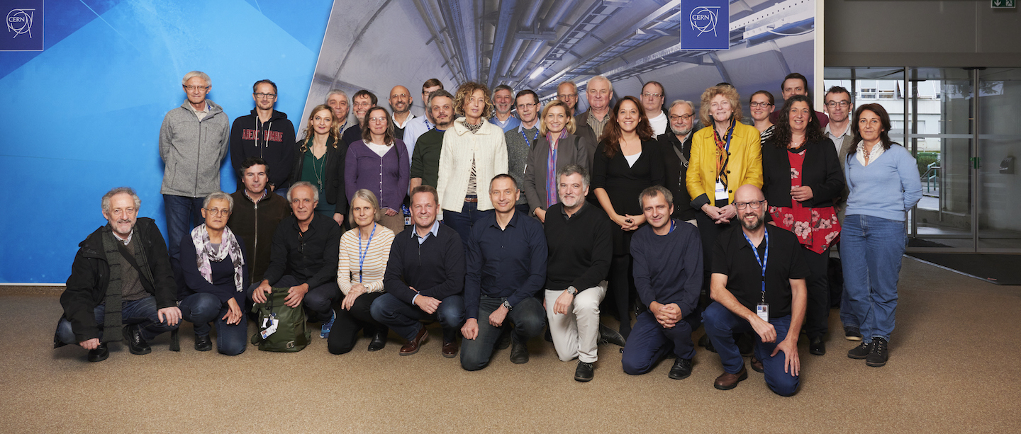 CERN hosts the 18th meeting of IPPOG