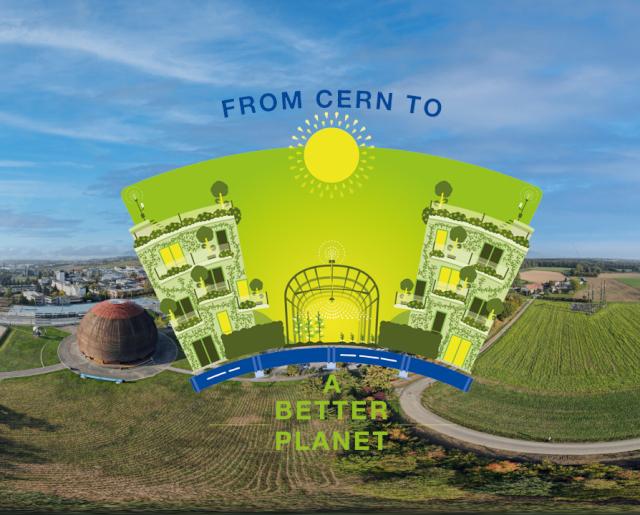 À l'occasion de la Journée de la Terre, l'engagement du CERN pour la planète
