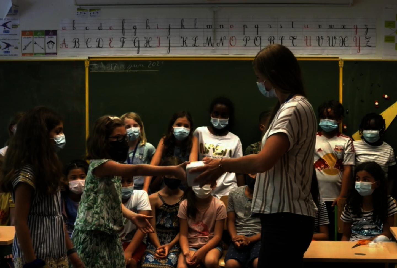 Primary schools challenge CERN
