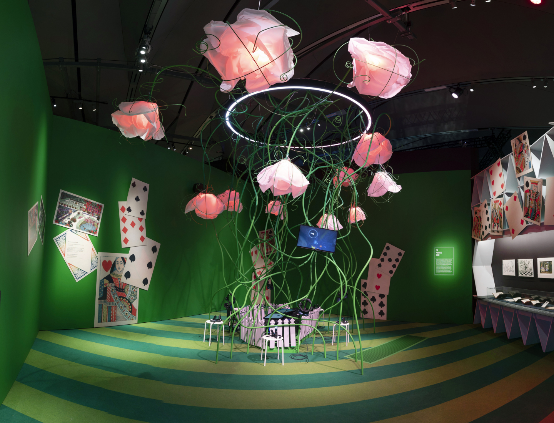 Un musée londonien expose deux œuvres d'art inspirées par le CERN
