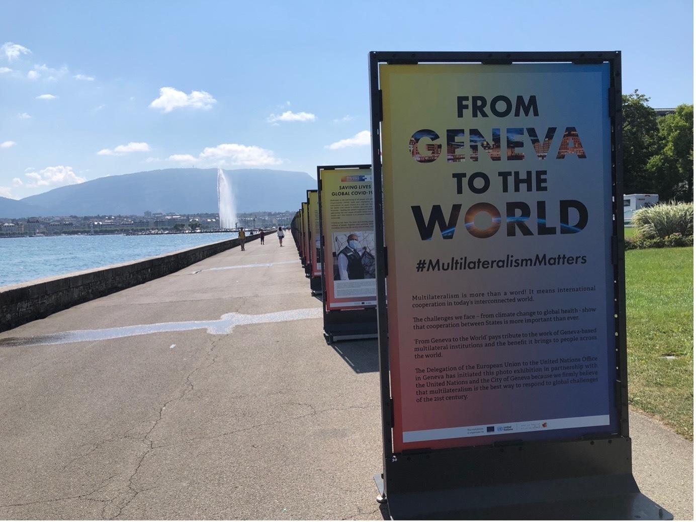 Geneva exhibition multilateralism
