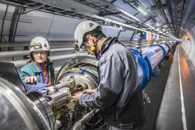 LS1,LHC