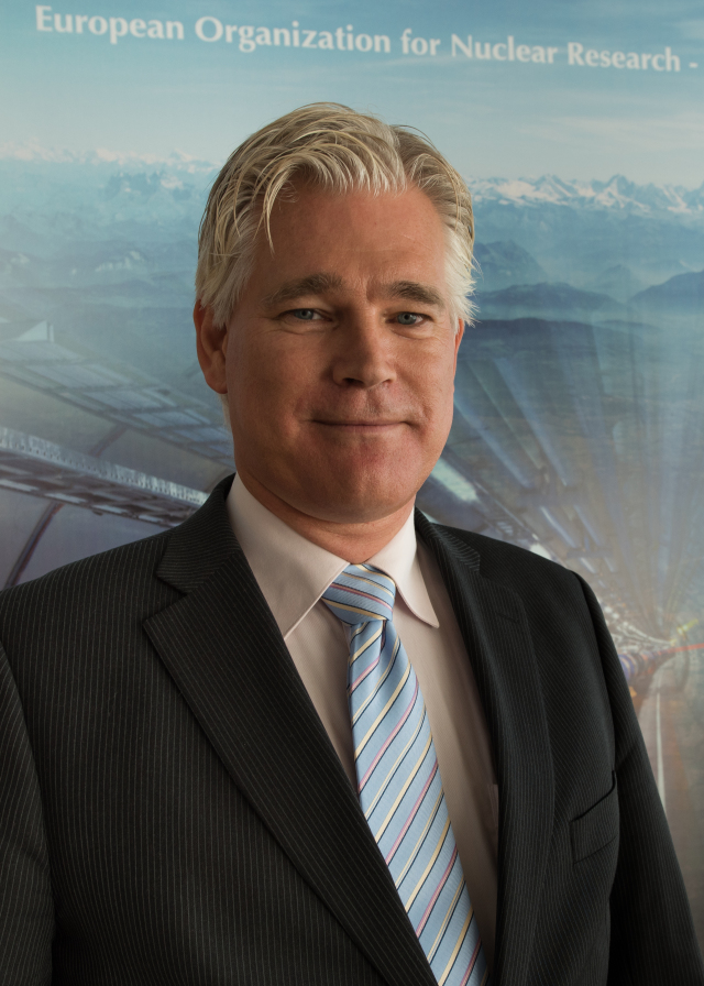 President of CERN Council