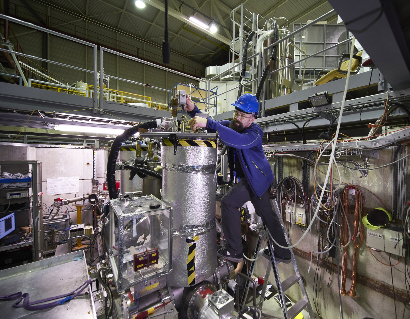 Probing dark matter using antimatter