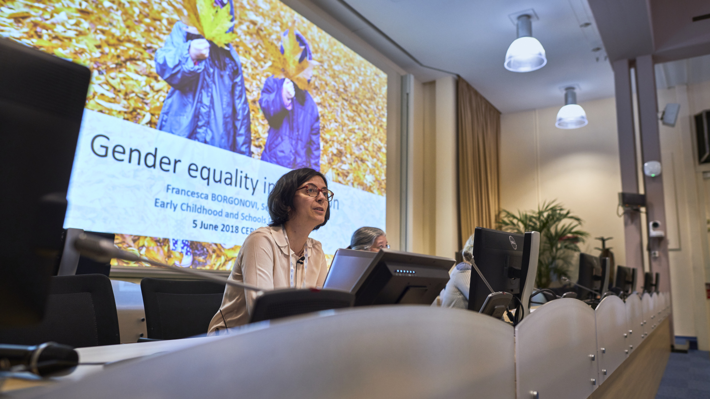 Workshop of Gender Equality in Education