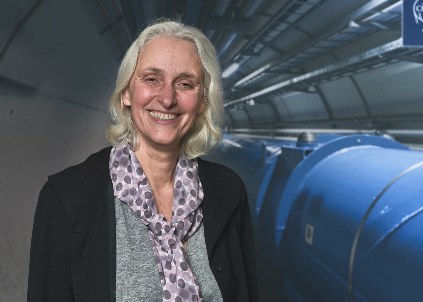 New President of CERN council Ursula Bassler