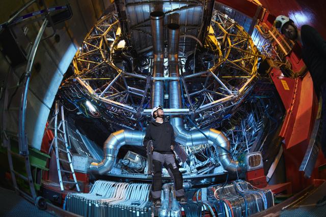 CERN updates - cover
