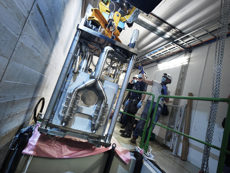 Une cible de spallation de neutrons de troisième génération pour n_TOF