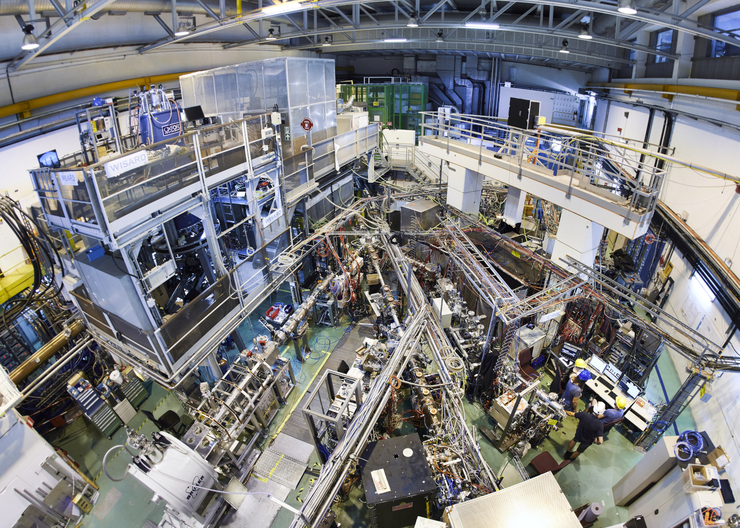 From antimatter to heavy isotopes, data-taking in physics facilities is resuming at CERN