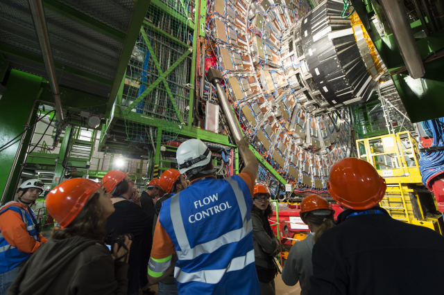 CERN Open Days - Explore the future with us!