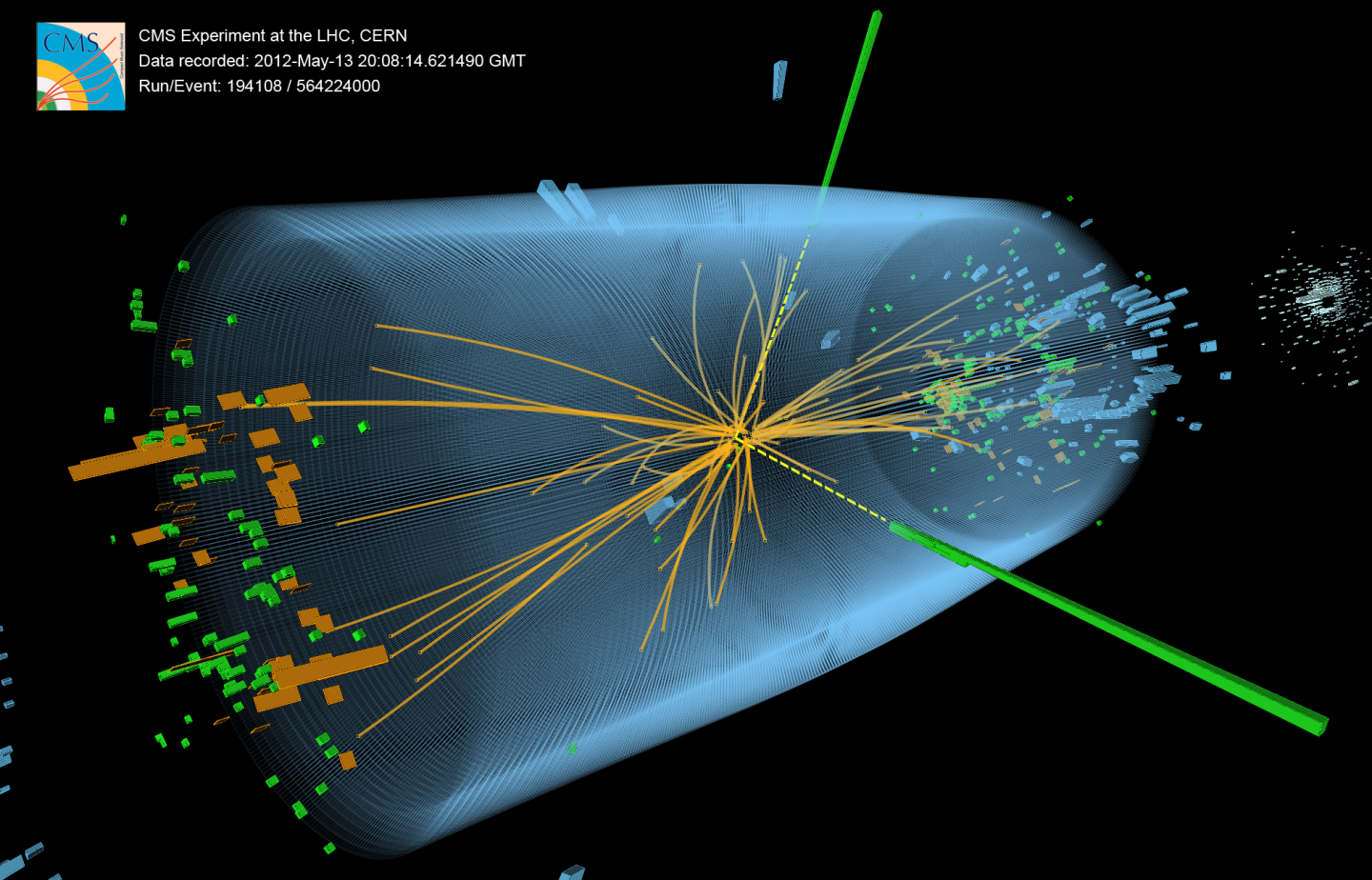 CMS Higgs Seminar (4 July 2012) : images and plots from the CMS Statement