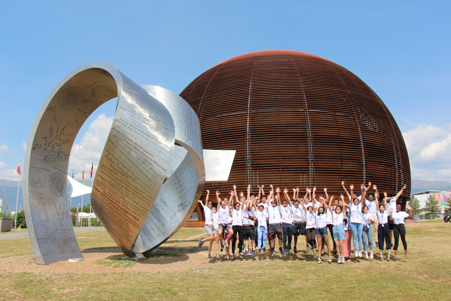 CERN openlab summer students 2019