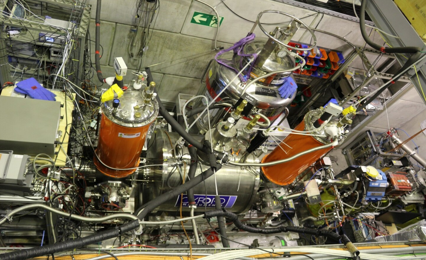 CERN approves two new experiments to transport antimatter