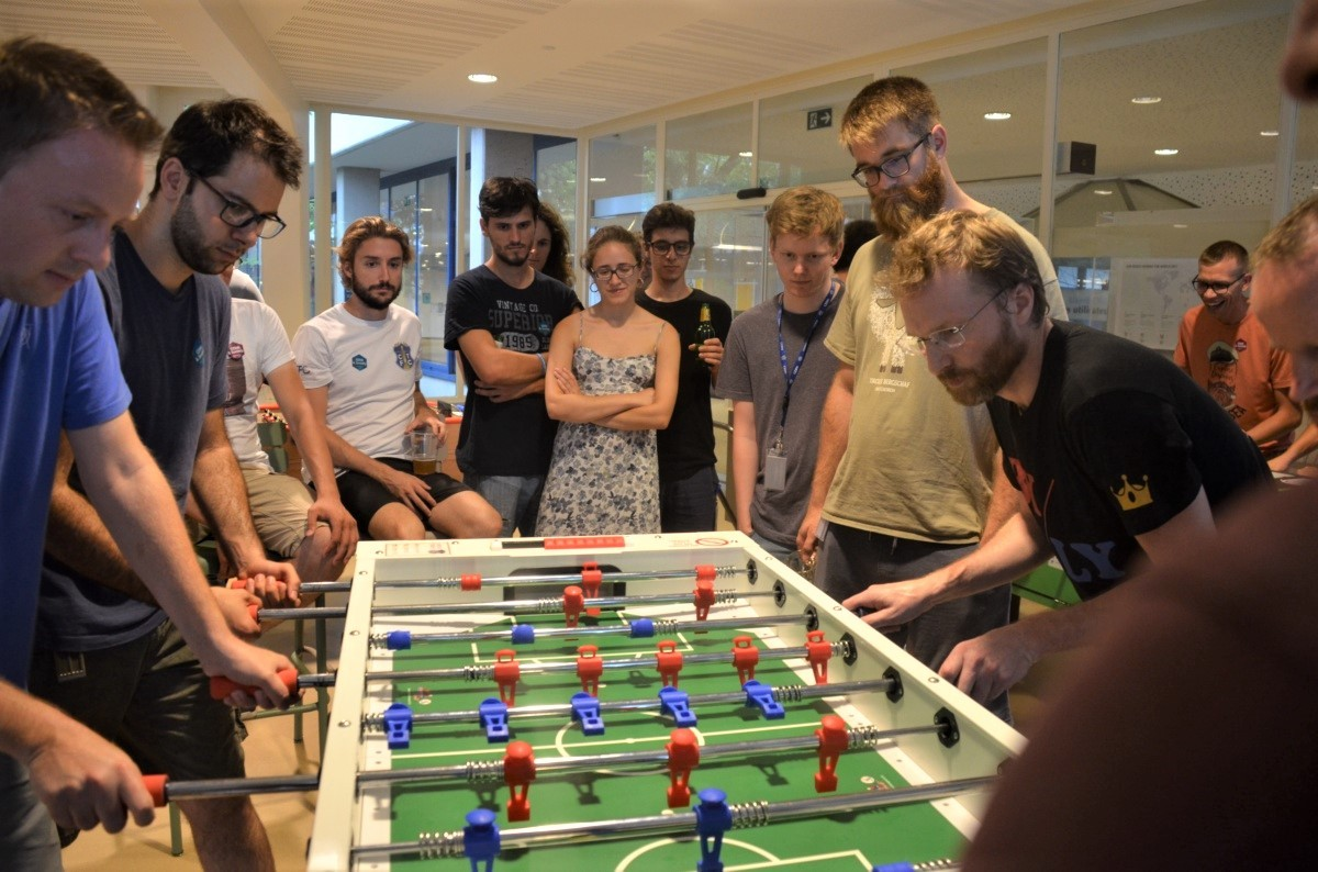 Second Charity Table Football Tournament