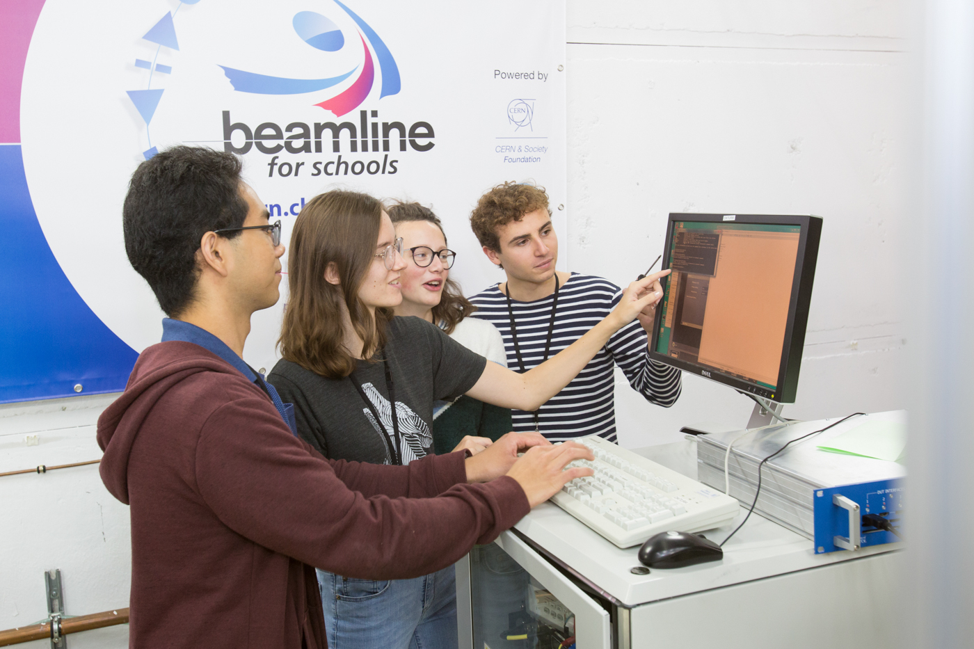 Beamline for Schools,DESY,students