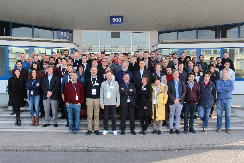 CERN openlab hosts 2020 technical workshop