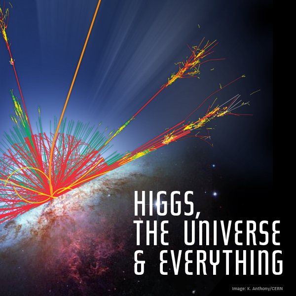 Higgs boson: the winner takes it all?