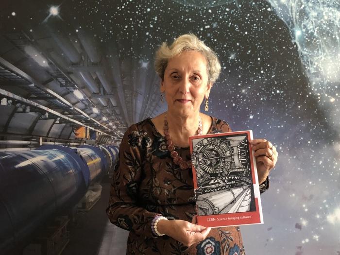 CERN Alumni, Marilena Streit Bianchi