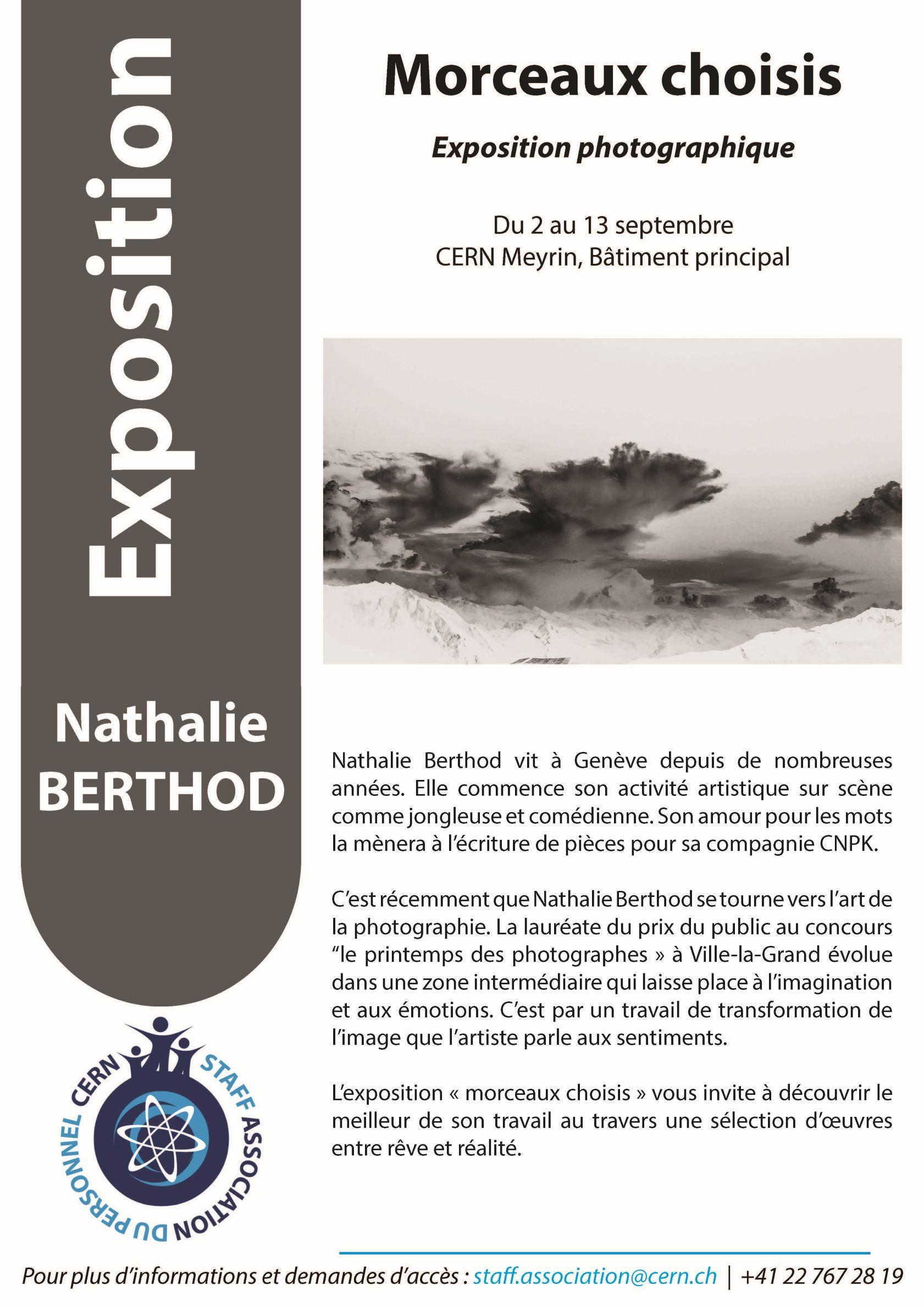 Meilleur Site Pour Photographe exhibition - cern document server