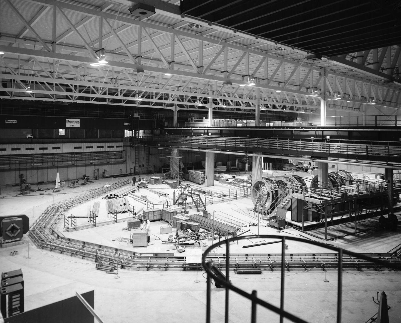 AA under construction