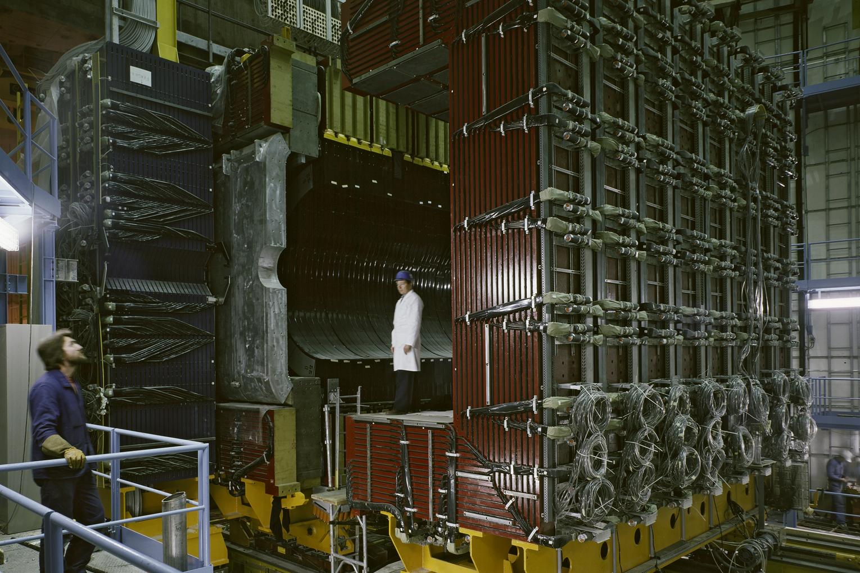 At UA1 - CERN Document Server